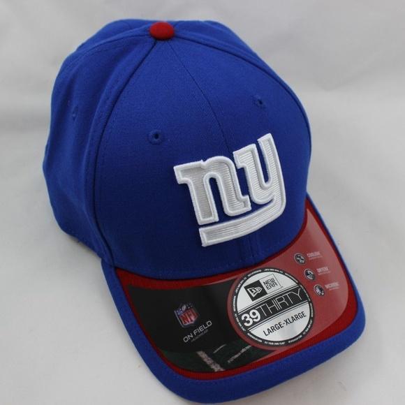 a5d726ed5a7 New Era New York NY Giants On Field Hat - L XL